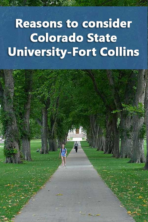 5 Essential Colorado State University-Fort Collins Facts