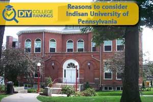 Indiana University of Pennsylvania campus