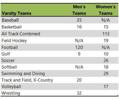 Ohio University athletic teams