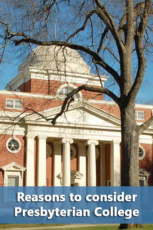5 Essential Presbyterian College Facts