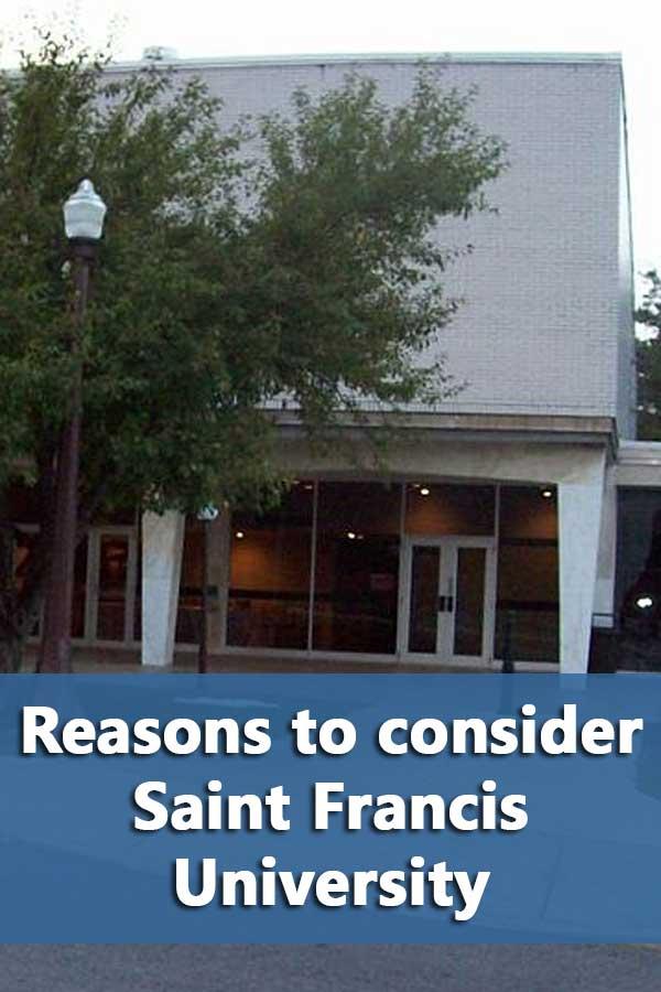 5 Essential Saint Francis University Facts