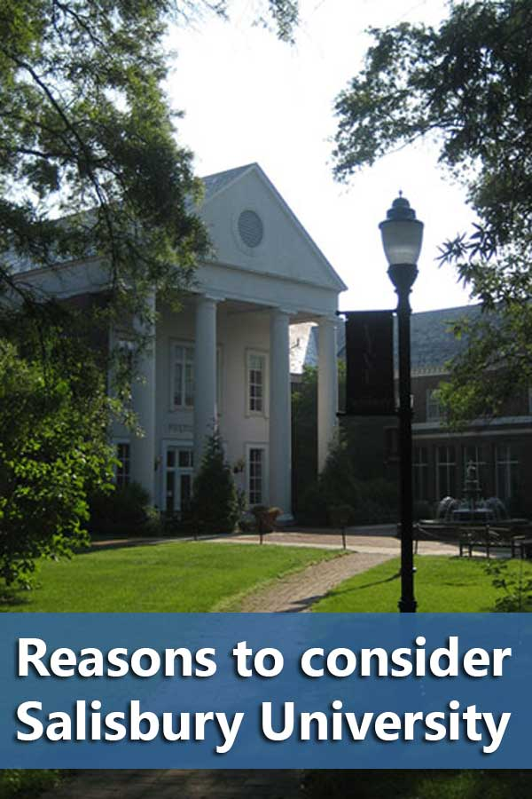5 Essential Salisbury University Facts