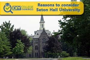 Seton Hall University campus