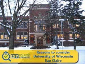 University of Wisconsin Eau Claire campus