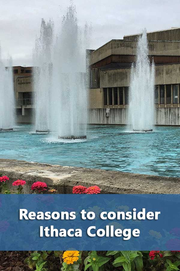 5 Essential Ithaca College Facts