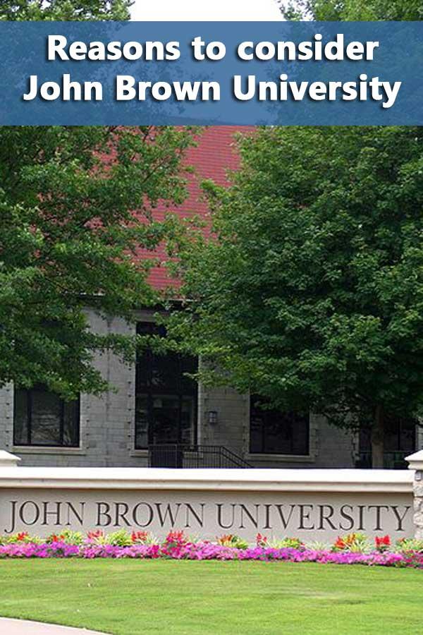 5 Essential John Brown University Facts