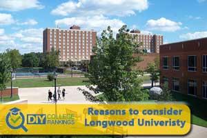 Longwood University campus