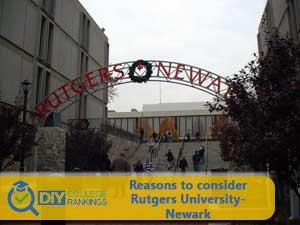 Rutgers University-Newark campus