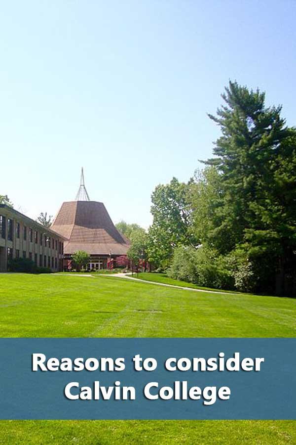 50-50 Profile: Calvin College
