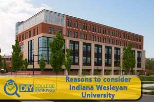 Indiana Wesleyan University campus