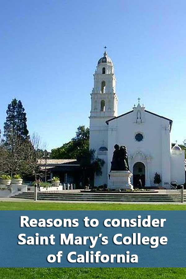 50-50 Profile: Saint Mary's College of California