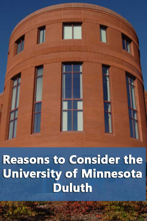 50-50 Profile: University of Minnesota-Duluth