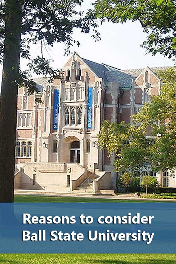 50-50 Profile: Ball State University