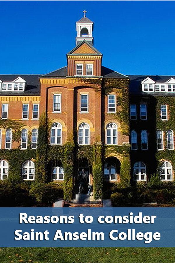 50-50 Profile: Saint Anselm College