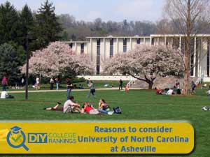 University of North Carolina at Asheville Campus
