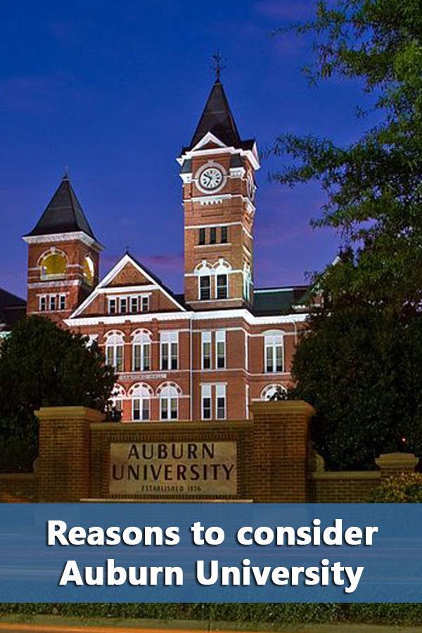 50-50 Profile: Auburn University