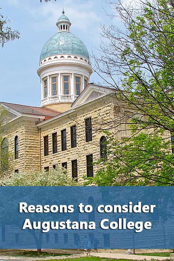 50-50 Profile: Augustana College, IL