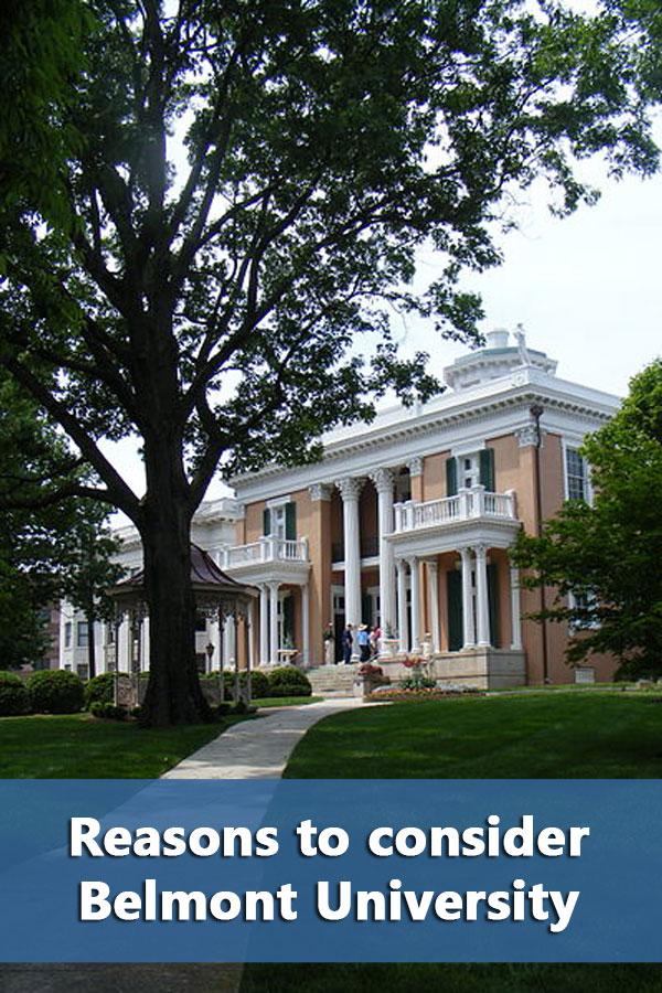 50-50 Profile: Belmont University