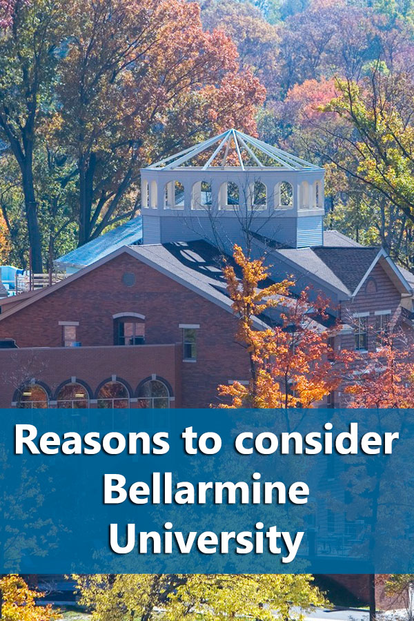 50-50 Profile: Bellarmine University