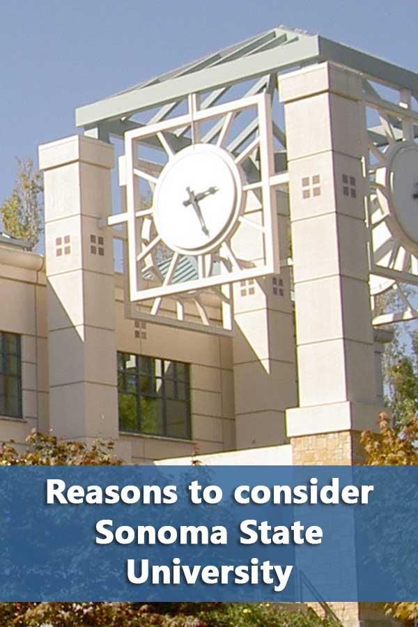 50-50 Profile: Sonoma State University