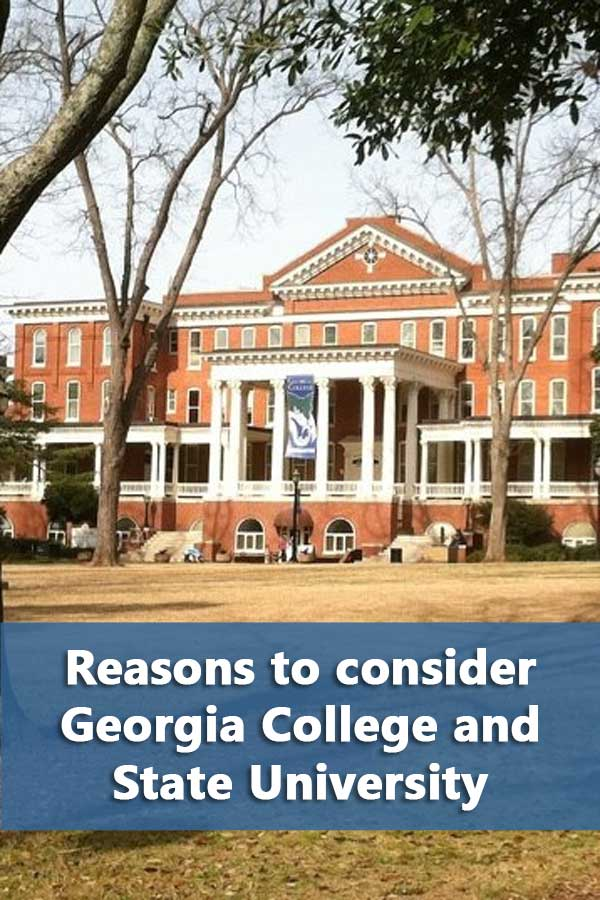 50-50 Profile: Georgia College and State University
