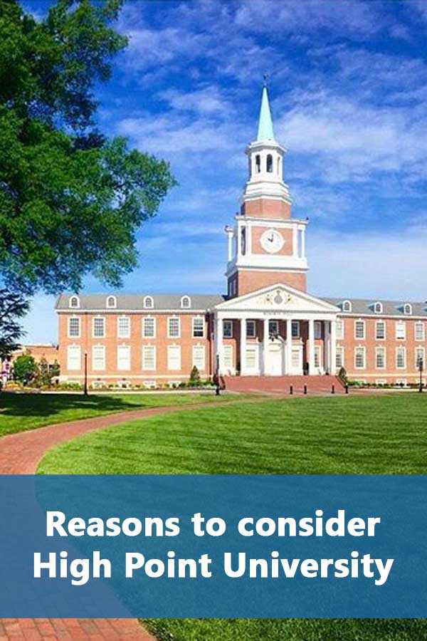 5 Essential High Point University Facts