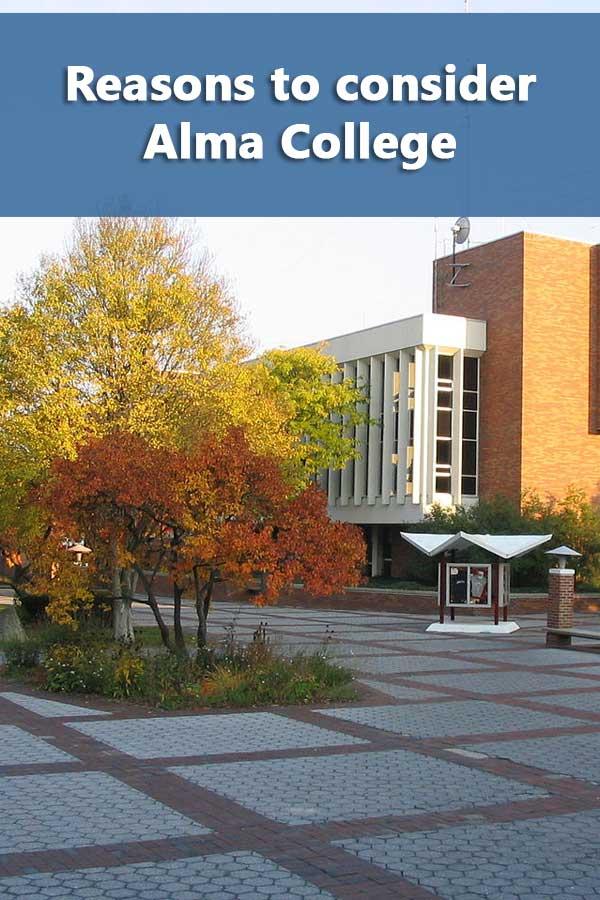 5 Essential Alma College Facts