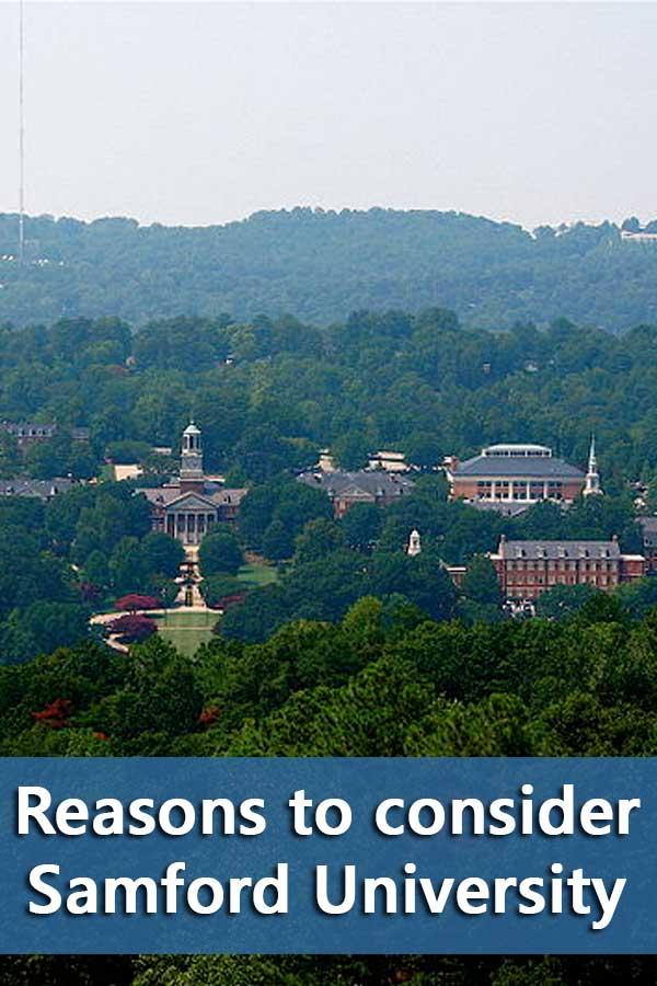 5 Essential Samford University Facts