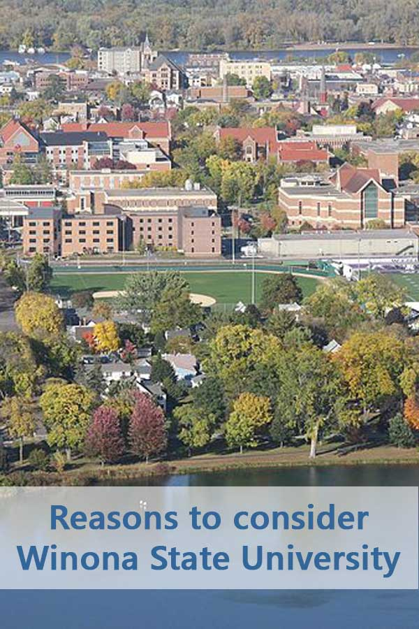 50-50 Profile: Winona State University