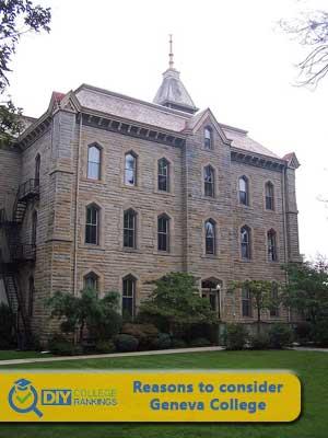 Geneva College campus