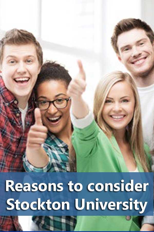 5 Essential Stockton University Facts