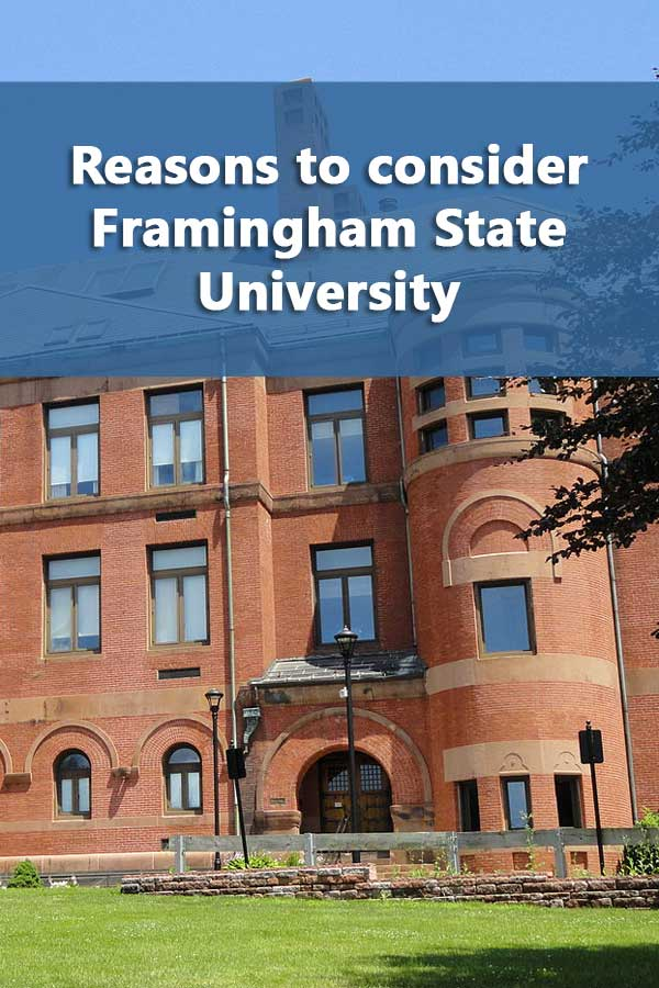 50-50 Profile: Framingham State University