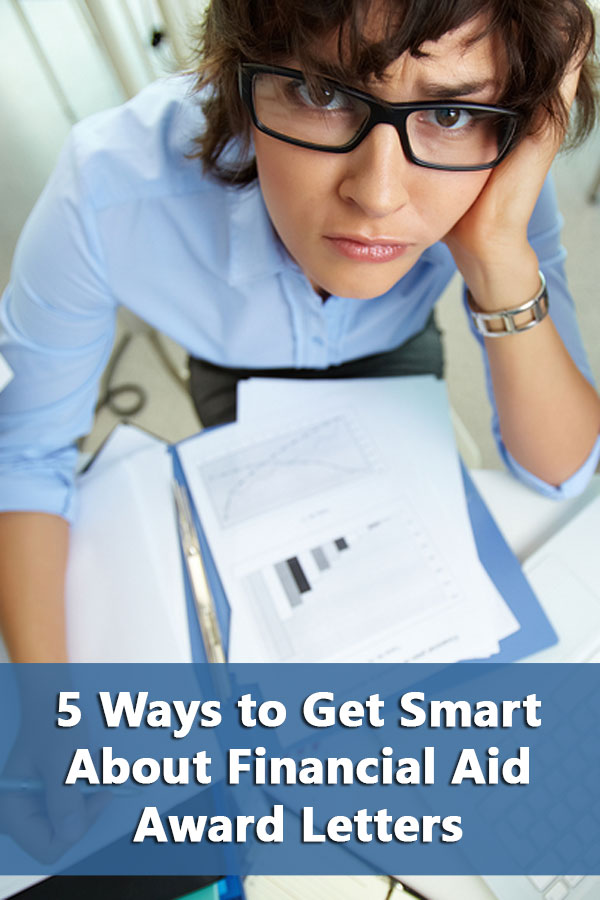 5 Ways to Get Smart About Financial Aid Award Letters