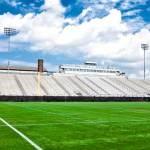 Football stadium representing 50-50 colleges