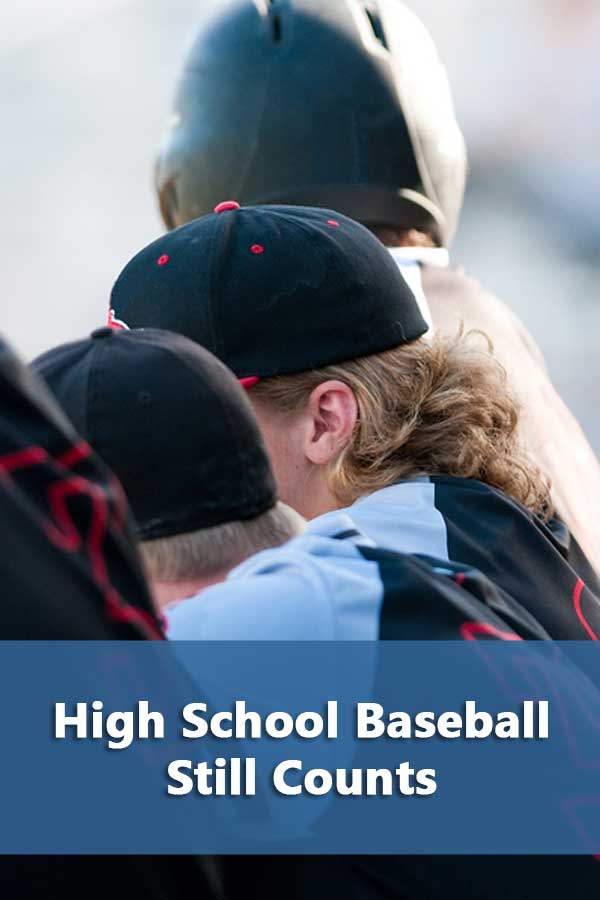 Your high school coach is more important than your AAU Coach, American Legion Coach, or Private Coach.