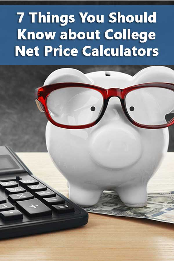 8 Things You Should Know about College Net Price Calculators