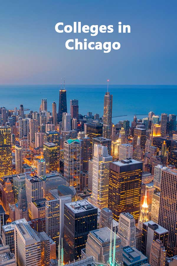 50-50 Highlights: Colleges in Chicago