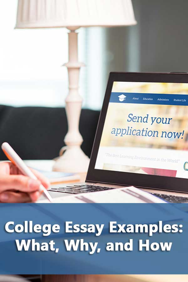 College Essay Examples: What Works, Why, and How