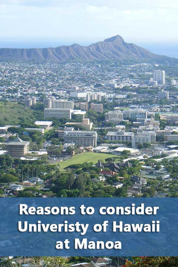 50-50 Profile: University of Hawaii at Manoa