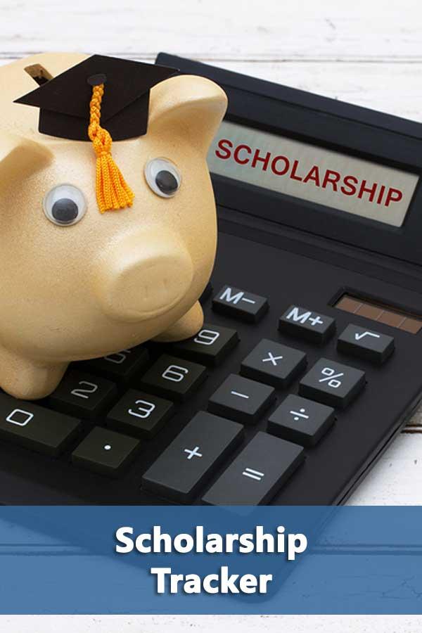Scholarship Tracker