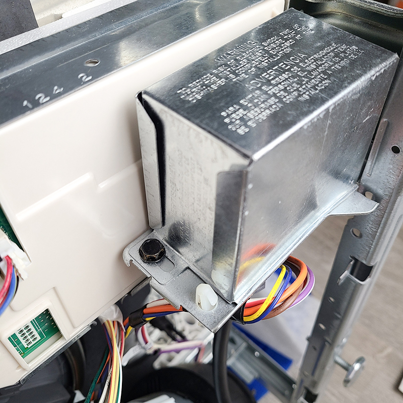 GE GDP665SYNFS Dishwasher Power Cord Junction Box