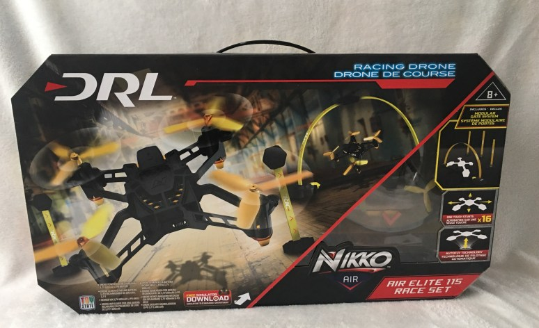 When Nikko Air Asked Me To Review Their Elite 115 Drl Race Set Drone I Couldn T Wait