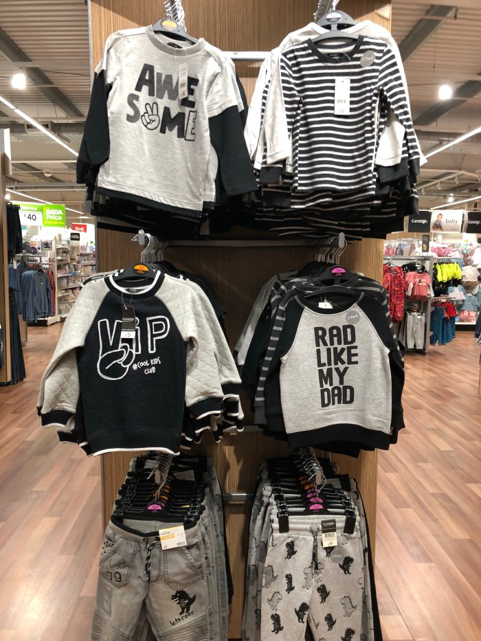 1eb84c7e4d6bb While some retailers in the high street have now done away with girls and  boys clothing departments namely John Lewis, many supermarkets still refuse  to ...