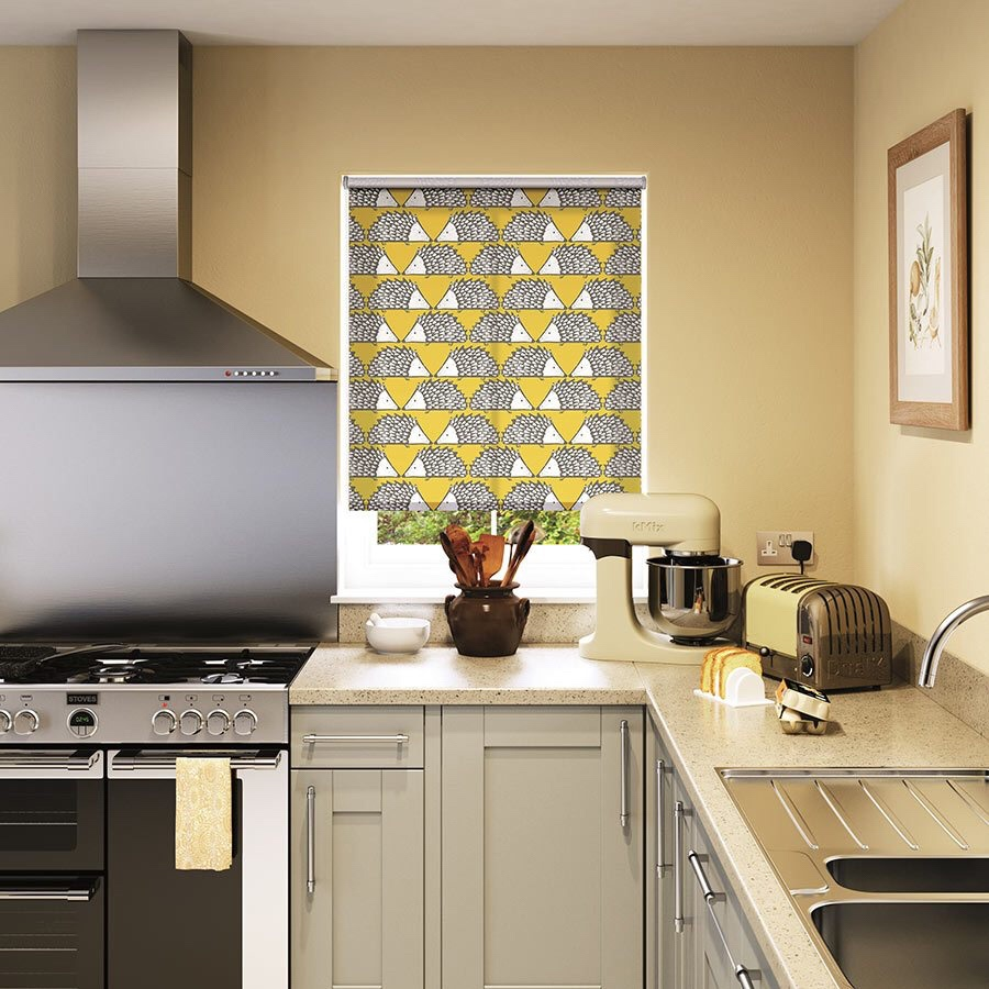 Kitchen Blinds - Should Be Easy To Clean - DIY Daddy