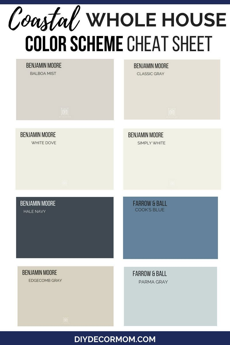 Interior Paint Colors How To Pick The Best Whole House