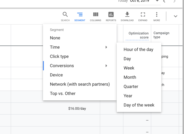Google Ads Advertising Scheduling