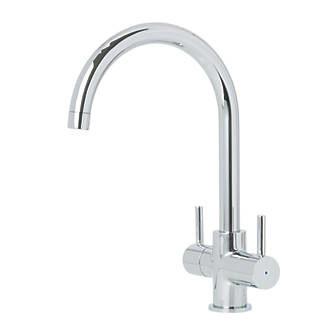 Monobloc tap