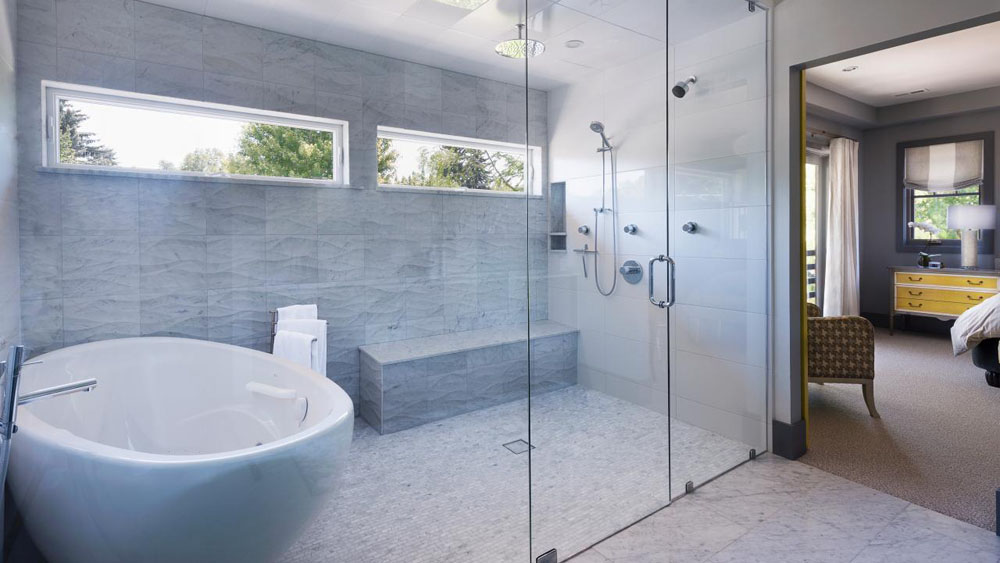 Wetrooms And Walk In Showers How To Build A Wet Room Or