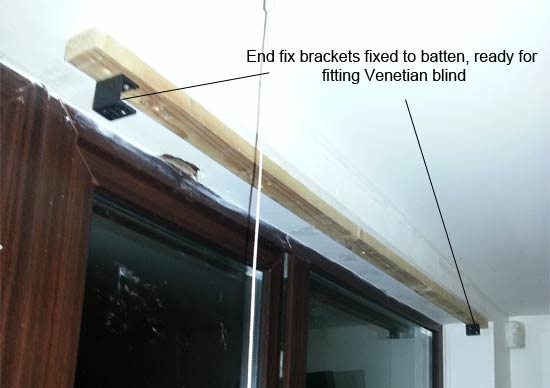 Fixing Blinds To Plasterboard Ceiling Www