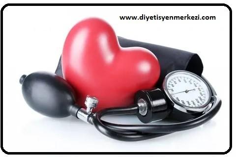 Yüksek tansiyon ve Kan basıncı, Yüksek tansiyon ve Kan basıncı, Bursa Uzman Diyetisyen & Fitoterapist Nursena Ardalı